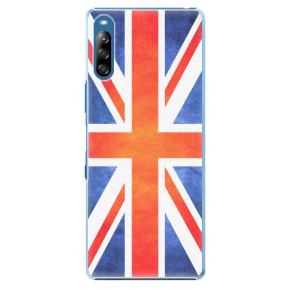 Plastové pouzdro iSaprio - UK Flag - Sony Xperia L4