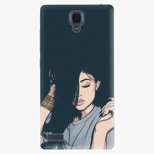 Plastový kryt iSaprio - Swag Girl - Xiaomi Redmi Note