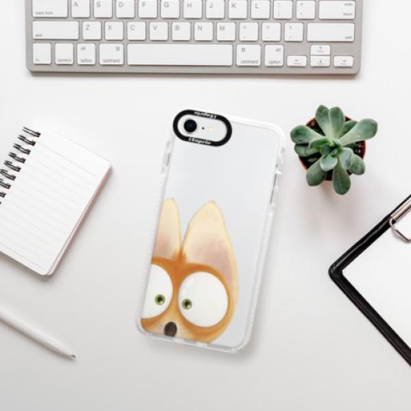 Silikonové pouzdro Bumper iSaprio - Fox 02 - iPhone SE 2020