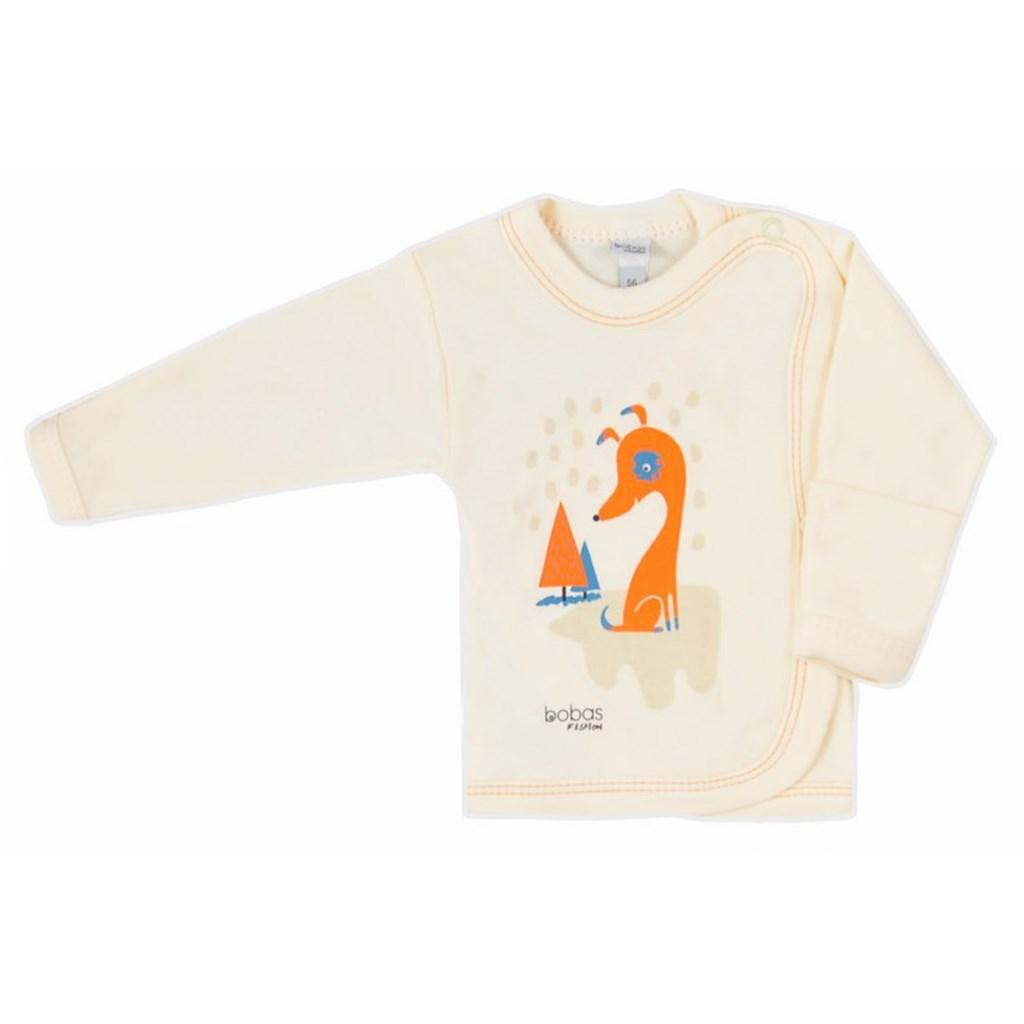 Kojenecká košilka Bobas Fashion Mini Baby