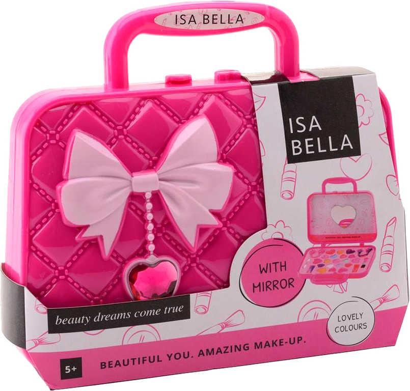Isa Bella kufřík kosmetický malovátka dětské šminky 25ks