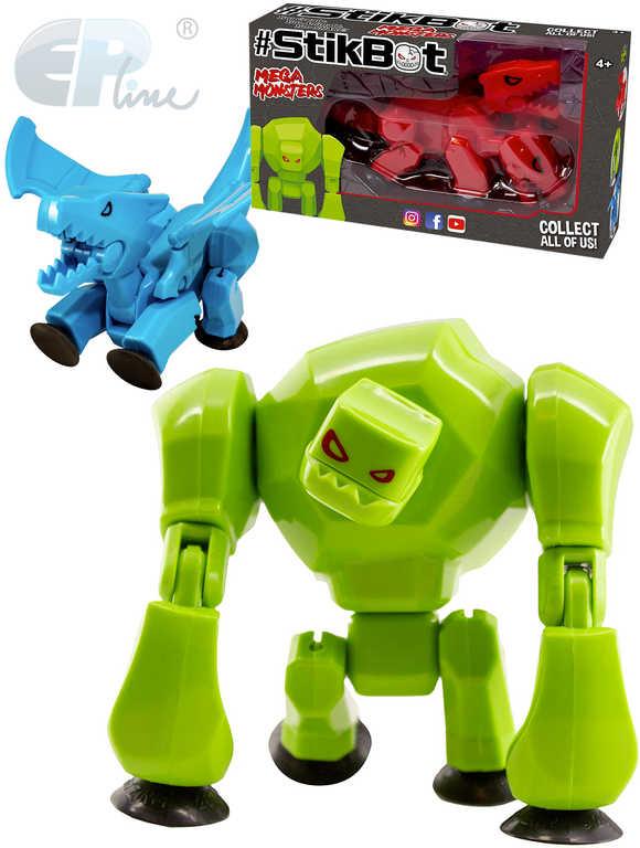 EP Line Stikbot Monsters mega akční figurka v krabičce - 3 druhy