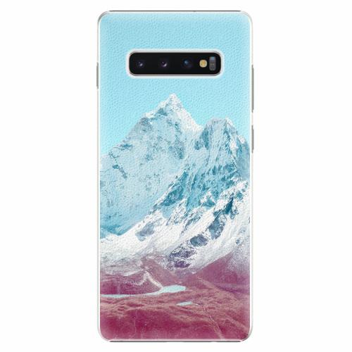 Plastový kryt iSaprio - Highest Mountains 01 - Samsung Galaxy S10+