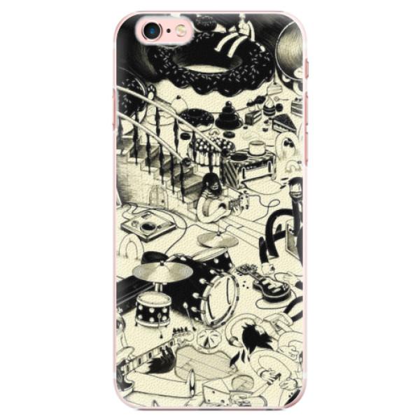 Plastové pouzdro iSaprio - Underground - iPhone 6 Plus/6S Plus