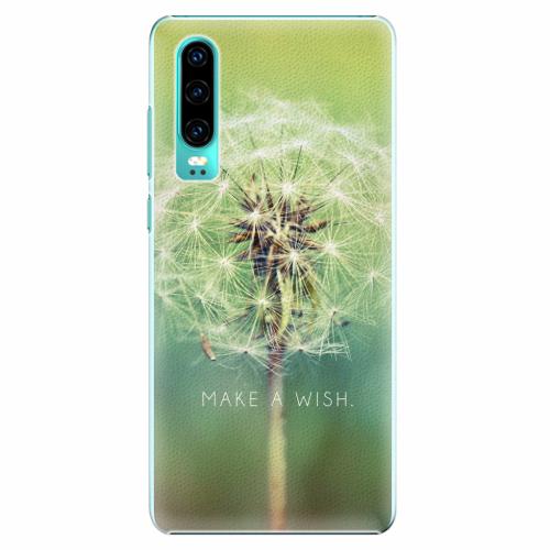 Plastový kryt iSaprio - Wish - Huawei P30
