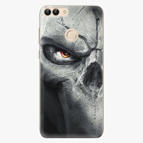 Silikonové pouzdro iSaprio - Horror - Huawei P Smart