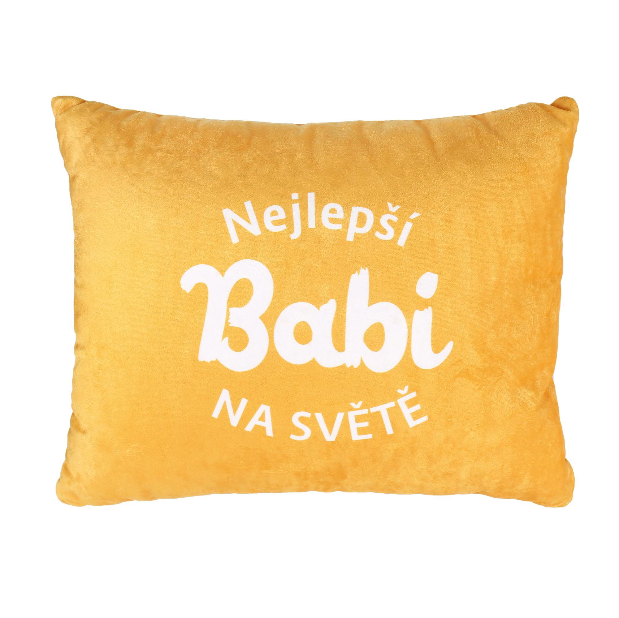 Polštář - Babi