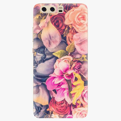 Plastový kryt iSaprio - Beauty Flowers - Huawei P10