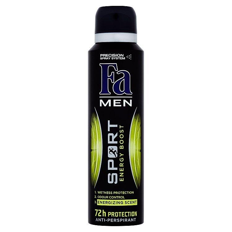 Men Sport Double Power Power Boost antiperspirant 150 ml