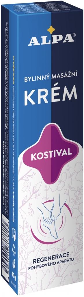 Krém KOSTIVAL – bylinný masážní 40 g