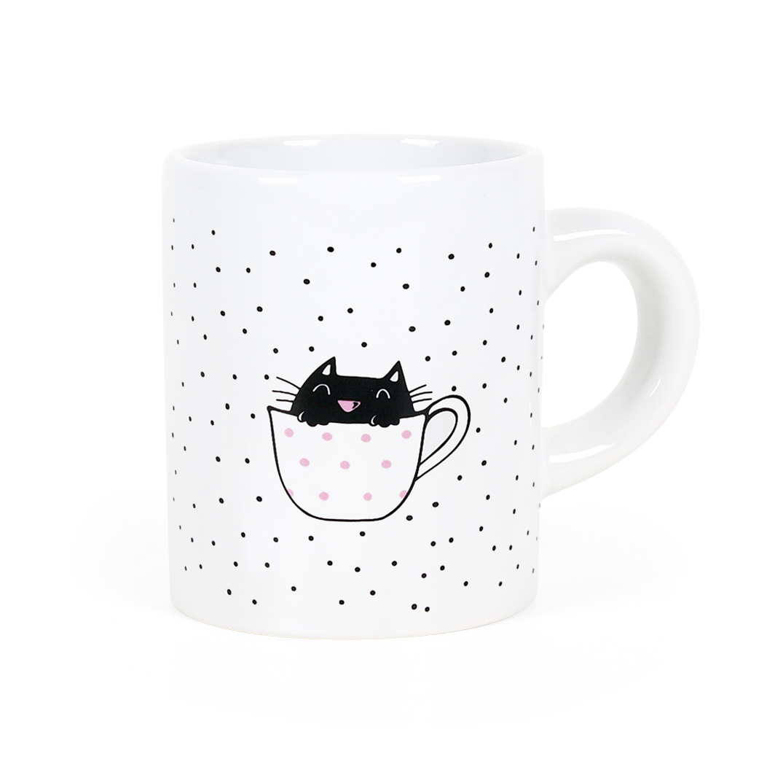 Hrnek - Kočka