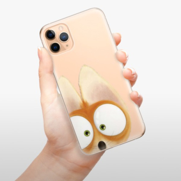 Odolné silikonové pouzdro iSaprio - Fox 02 - iPhone 11 Pro Max