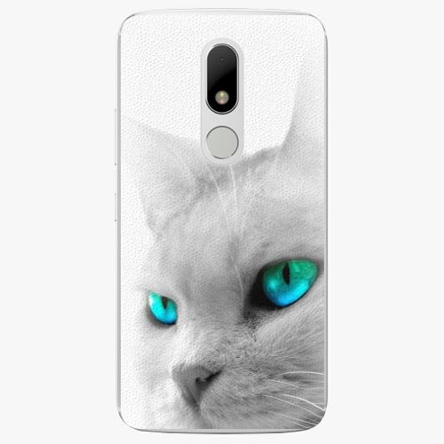 Plastový kryt iSaprio - Cats Eyes - Lenovo Moto M
