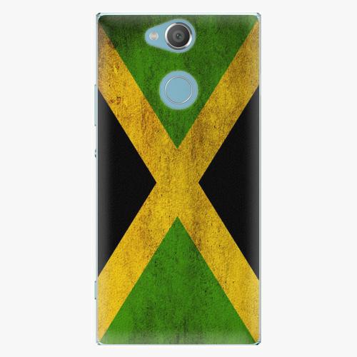 Plastový kryt iSaprio - Flag of Jamaica - Sony Xperia XA2