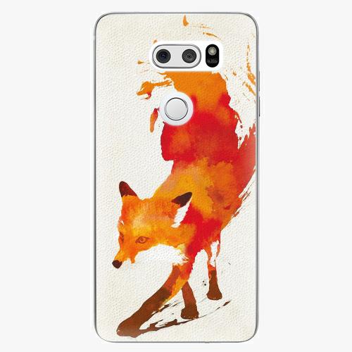 Plastový kryt iSaprio - Fast Fox - LG V30