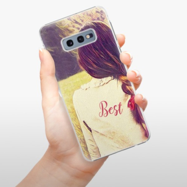 Plastové pouzdro iSaprio - BF Best - Samsung Galaxy S10e