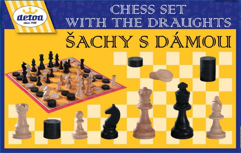 Šachy s dámou