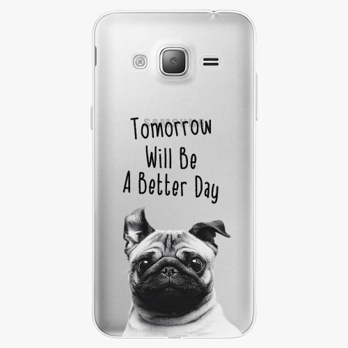 Plastový kryt iSaprio - Better Day 01 - Samsung Galaxy J3 2016