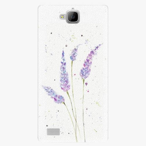 Plastový kryt iSaprio - Lavender - Huawei Honor 3C