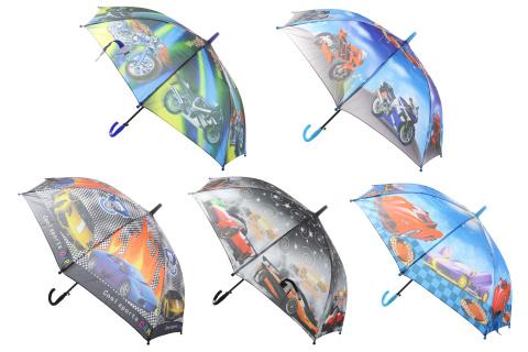 Deštník auta a motorky vystřelovací