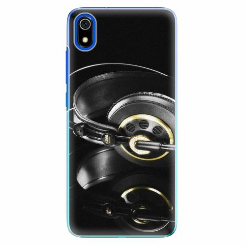 Plastový kryt iSaprio - Headphones 02 - Xiaomi Redmi 7A