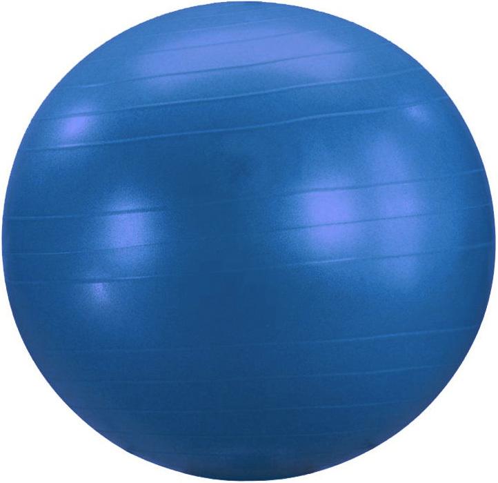 SEDCO Míč gymnastický 45cm modrý extra fitball zdravotní na cvičení