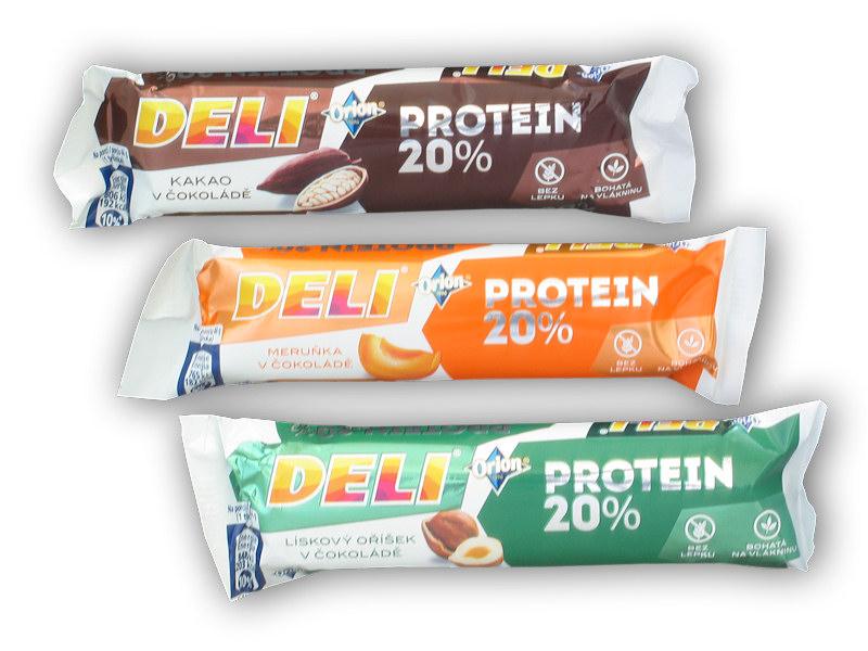 Deli Protein bar 20%