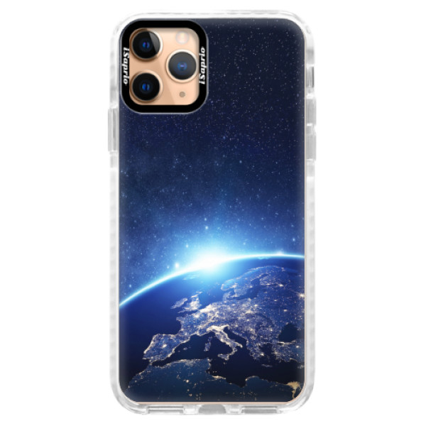 Silikonové pouzdro Bumper iSaprio - Earth at Night - iPhone 11 Pro