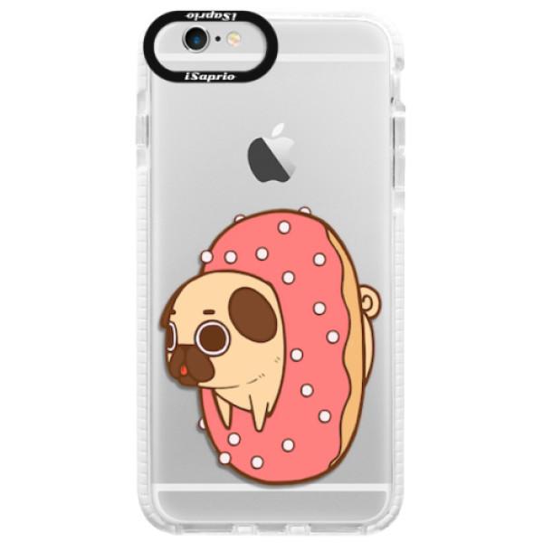 Silikonové pouzdro Bumper iSaprio - Dog 04 - iPhone 6/6S