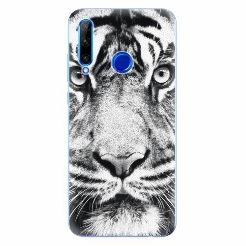 Silikonové pouzdro iSaprio - Tiger Face - Huawei Honor 20 Lite