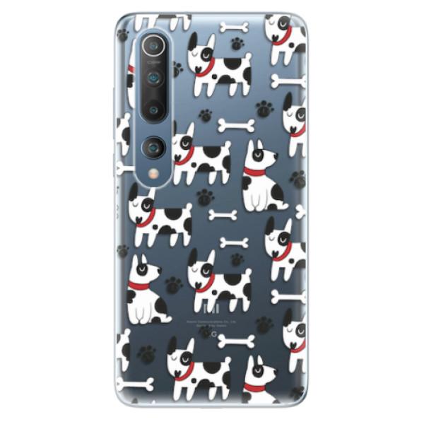 Odolné silikonové pouzdro iSaprio - Dog 02 - Xiaomi Mi 10 / Mi 10 Pro