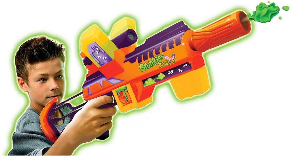 Slime Control Maschine pistole na sliz set blaster Grungies s figurkou a slizem