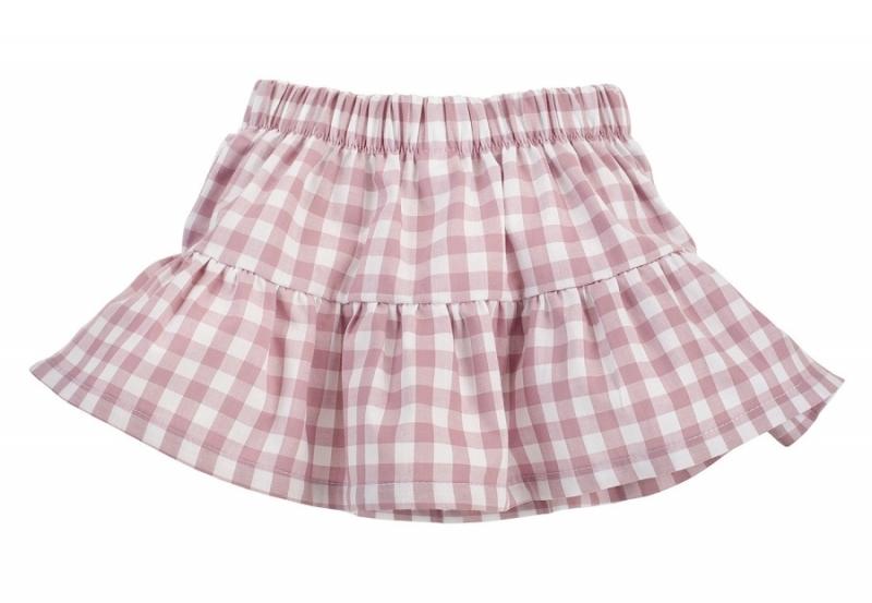 Pinokio Kostkovaná letní sukně Sweet Cherry
