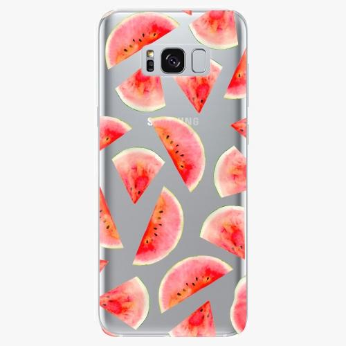 Plastový kryt iSaprio - Melon Pattern 02 - Samsung Galaxy S8