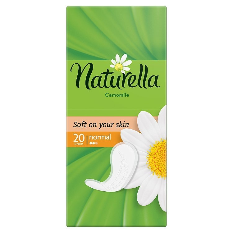 Camomile Normal daily intimky deo 20 ks/bal.