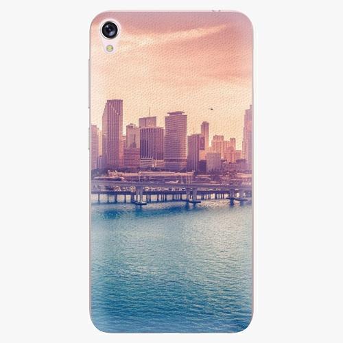 Plastový kryt iSaprio - Morning in a City - Asus ZenFone Live ZB501KL