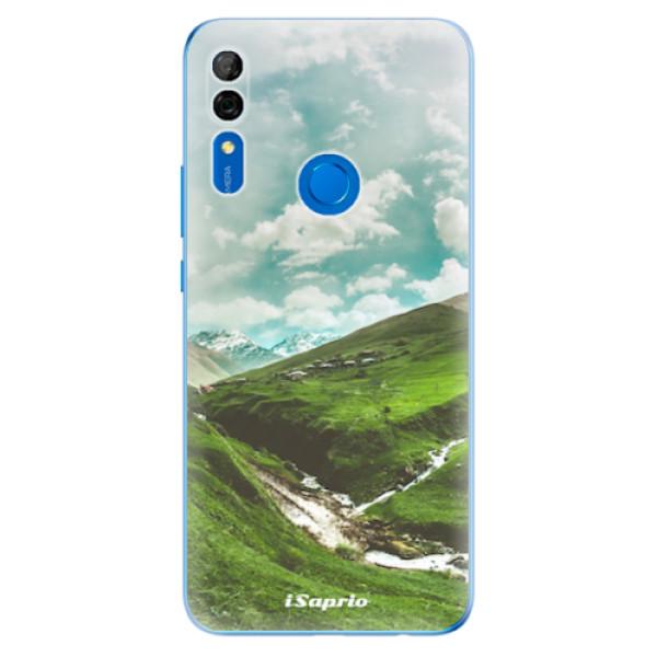 Odolné silikonové pouzdro iSaprio - Green Valley - Huawei P Smart Z