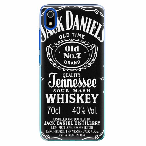 Plastový kryt iSaprio - Jack Daniels - Xiaomi Redmi 7A