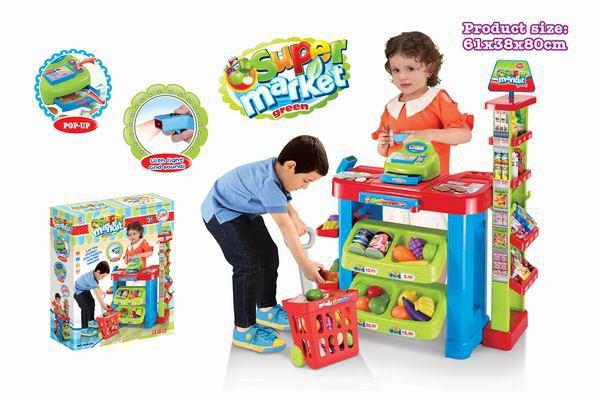 Hrací set G21 Dětský obchod s příslušenstvím