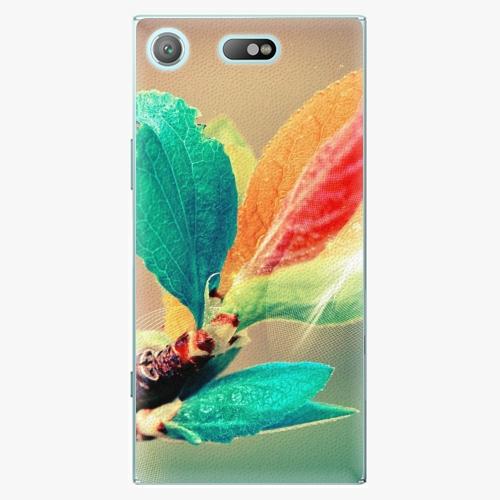 Plastový kryt iSaprio - Autumn 02 - Sony Xperia XZ1 Compact