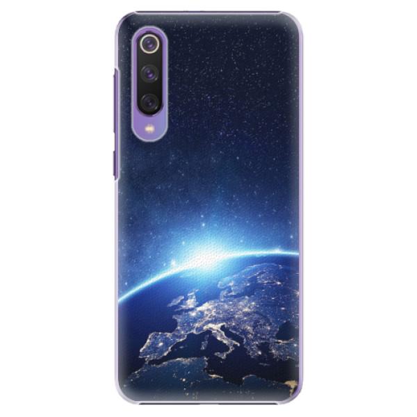 Plastové pouzdro iSaprio - Earth at Night - Xiaomi Mi 9 SE