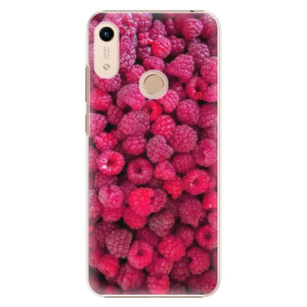 Plastové pouzdro iSaprio - Raspberry - Huawei Honor 8A