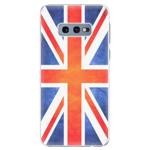 Plastové pouzdro iSaprio - UK Flag - Samsung Galaxy S10e