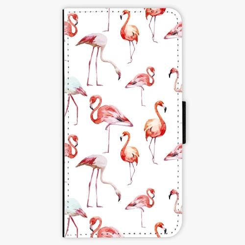 Flipové pouzdro iSaprio - Flami Pattern 01 - iPhone 7 Plus