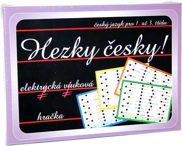 Hra Hezky česky elektrická