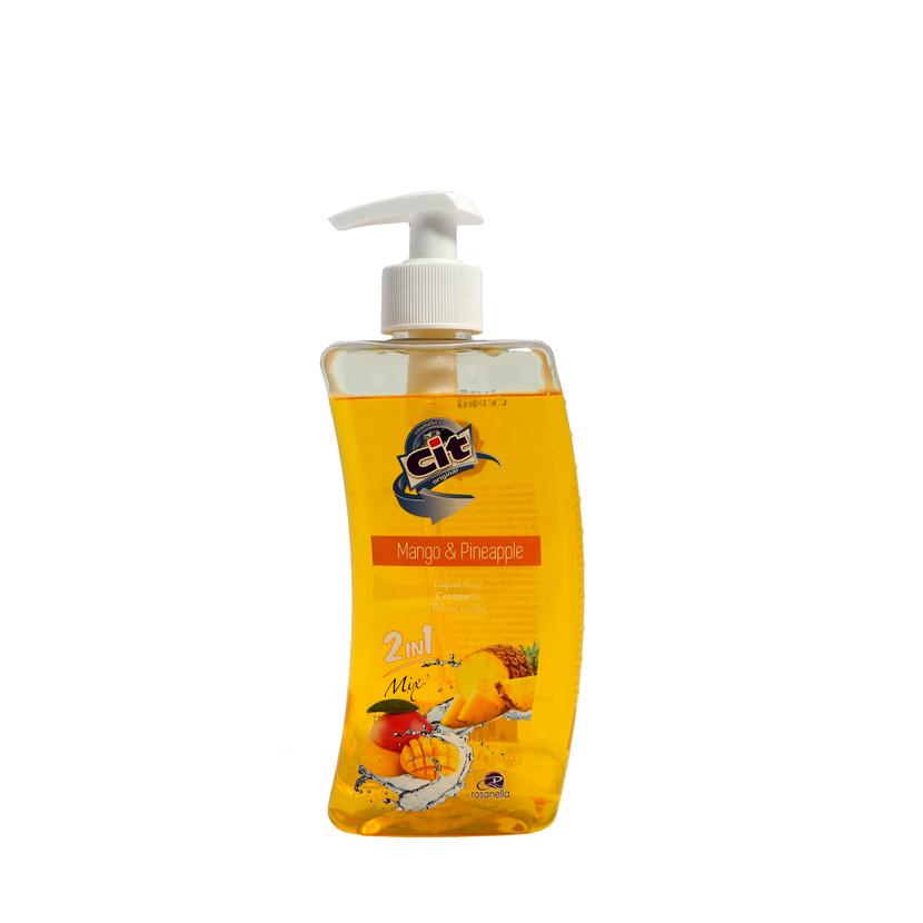 Mango Ananas mýdlo na ruce 500 ml