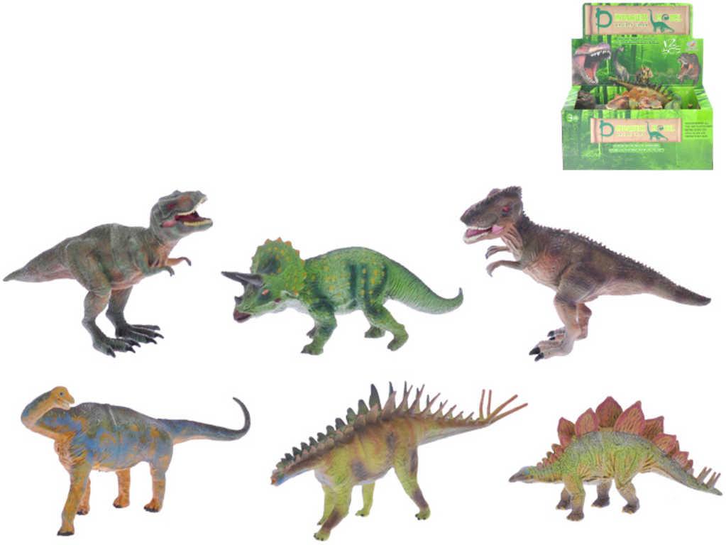 Dinosaurus 15-18cm plastové zvířátko různé druhy