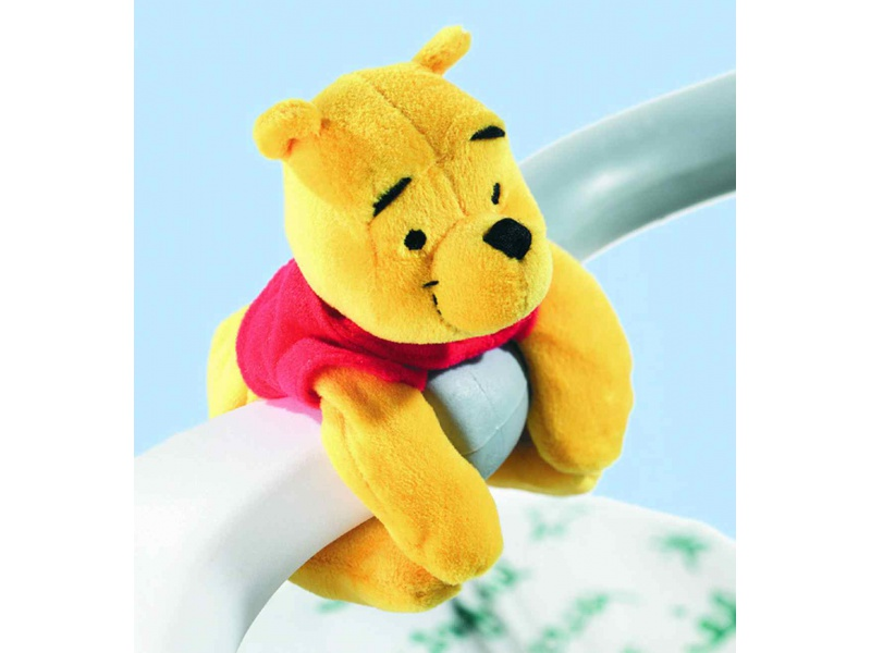 TFY - Disney Magnetické postavička Medvídek Pú