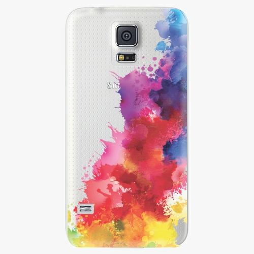 Plastový kryt iSaprio - Color Splash 01 - Samsung Galaxy S5