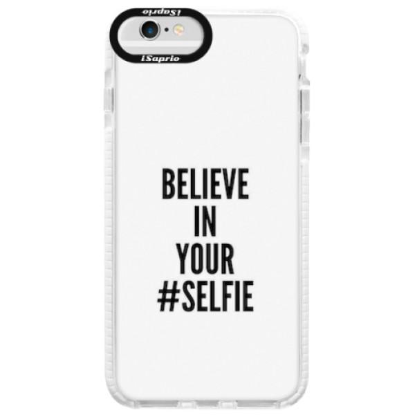 Silikonové pouzdro Bumper iSaprio - Selfie - iPhone 6 Plus/6S Plus